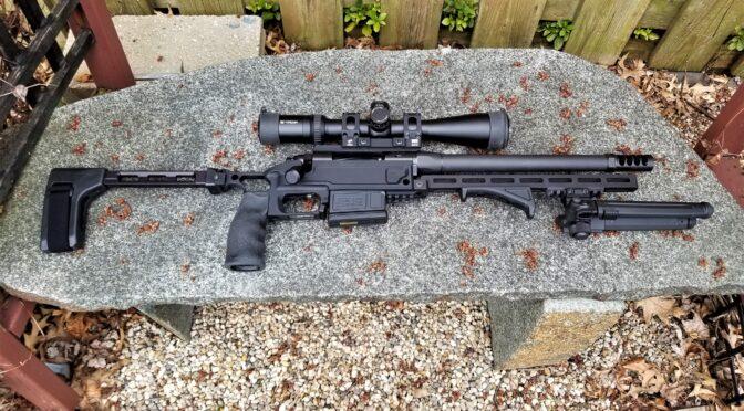 NOVELTY GUN STICKER I AM FULLY INSURED BY HECKLER /& KOCH SNIPER RIFLE